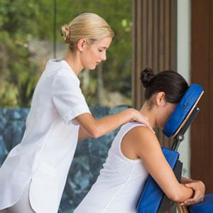 Corporate massage
