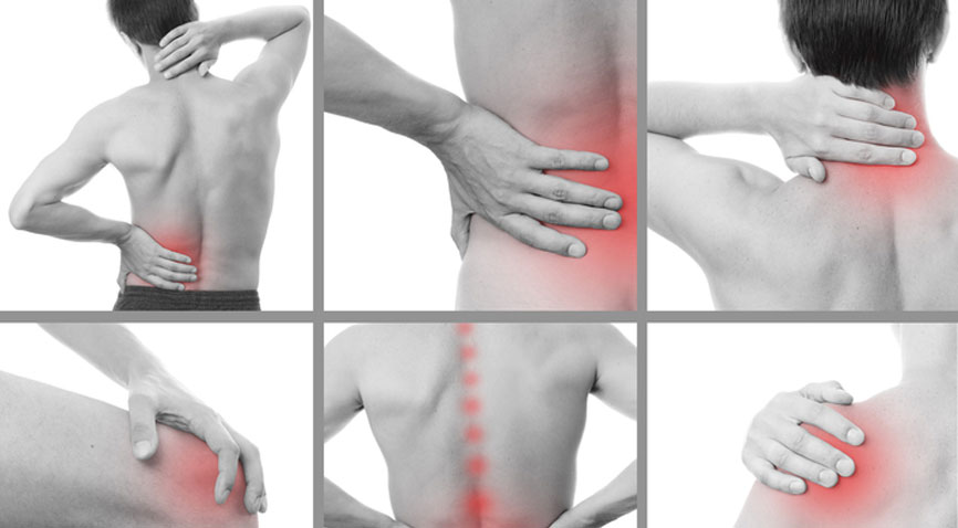 How to get relief from joint pain.